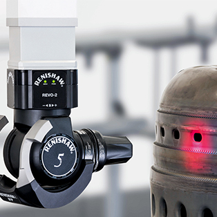 REVO® 5-axis measurement system