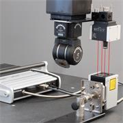 XM-600 multi-axis calibrator