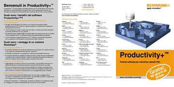 Brochure: Productivity+™ - 90 giorni di prova