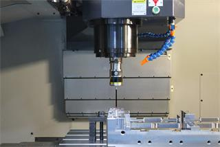 Vasantha Case study: RMP600 probing the mould plate